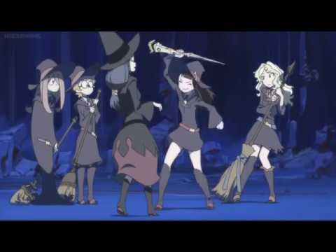 Little witch  Academy episode 1 English dub