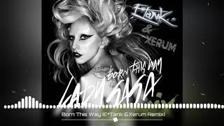 Lady Gaga  Born This Way  E Tank Amp