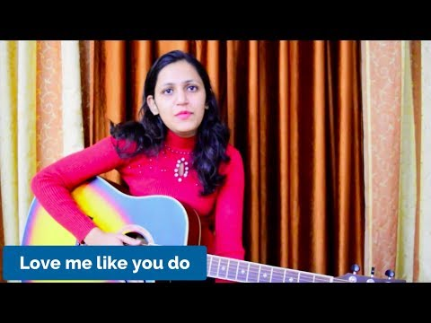 Love Me Like You Do Guitar Lesson | Easy Guitar Chords | Music Wale