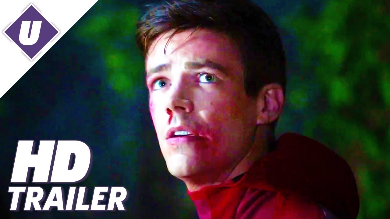 The Flash - Official War Zone Trailer (2018)