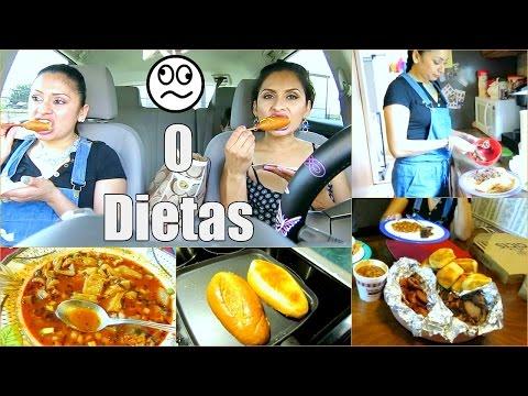 Cero Dietas Cuando La Mary Viene 😖 - Junio 11,  2016 ♡IsabelVlogs♡