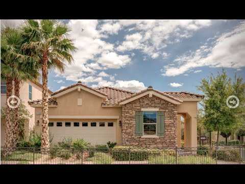 Cambria 1812 - Century New Homes In North Las Vegas, NV for Sale