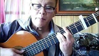 Thu Sầu (Lam Phương) - Guitar Cover