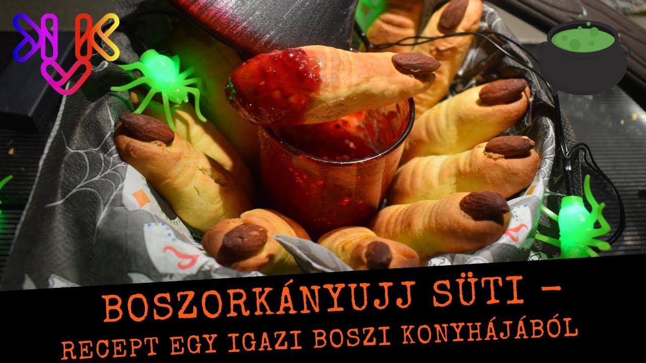 Recept halloween