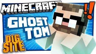 TOM ENTERS THE SPIRIT WORLD | Minecraft Dig Site #5