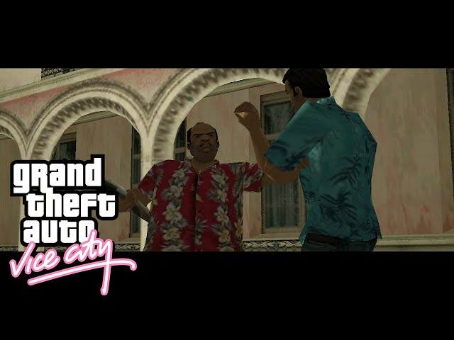 GTA VICE CITY - Passeio de Barco... (Gameplay no PC)