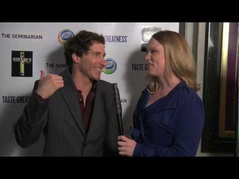The SEMINARIAN Premiere - On the Red Carpet with Hollywood Deconstructed