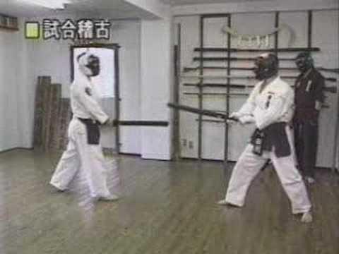 Choken (long Sword) Fighting | Best Of Sports Chanbara