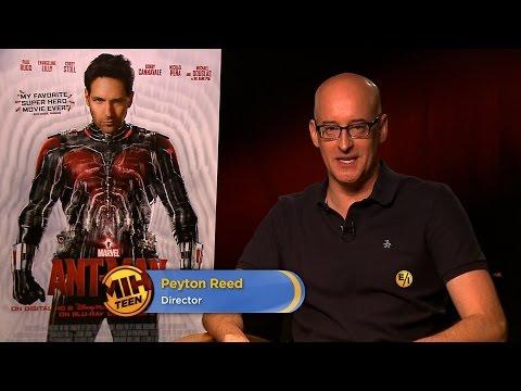 """Director Peyton Reed on """"Ant-Man"""""""