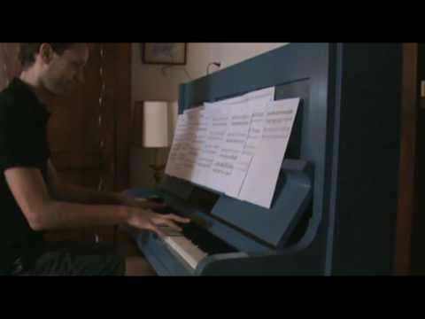 """Terminator 2 """"Main Title"""" piano"""