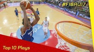 Top 10 Plays - FIBA U17 World Championship 2016