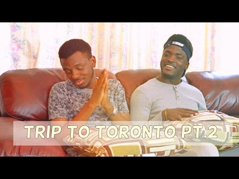 Full Story Of Our Trip To Toronto - Part 2