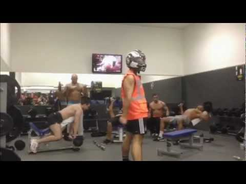 Harlem Shake Austria (Vienna) - Fitness Center- FIT INN