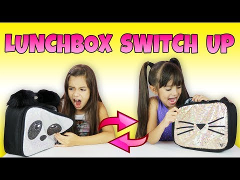 The LUNCHBOX Switch Up Challenge FAST FOOD EDITION