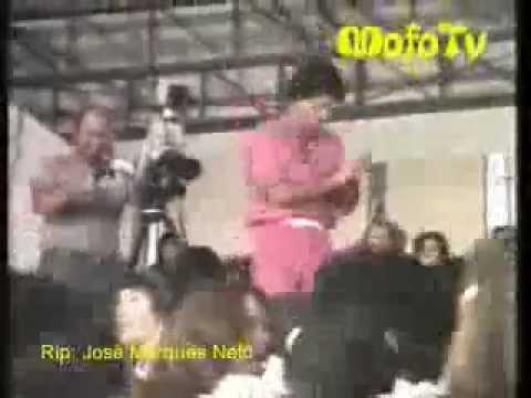 Sérgio Mallandro no Programa Raul Gil (TVS/SBT - 1983)