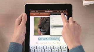 Apple iPad, как пользоваться приложением Pages Харьков(, 2014-08-06T07:49:34.000Z)