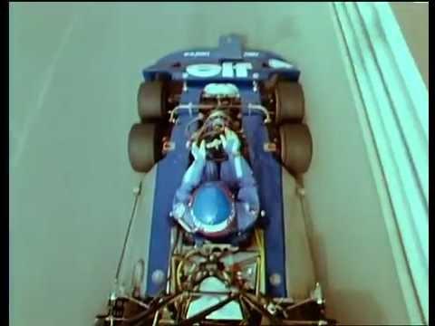 Patrick Depailler on Tyrrel P34 1977 Monaco on board