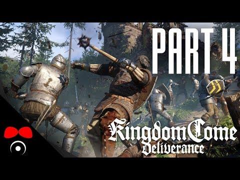 LEKCE ŠERMU A LUKOSTŘELBY!   Kingdom Come: Deliverance #4