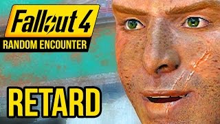 FALLOUT 4 RETARD RARE ENCOUNTER - The Scammer Parker Quinn Location Fallout 4 Side Quests