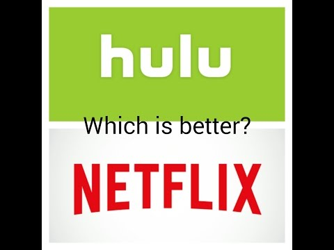 Netflix vs Hulu plus. Which is better? In depth