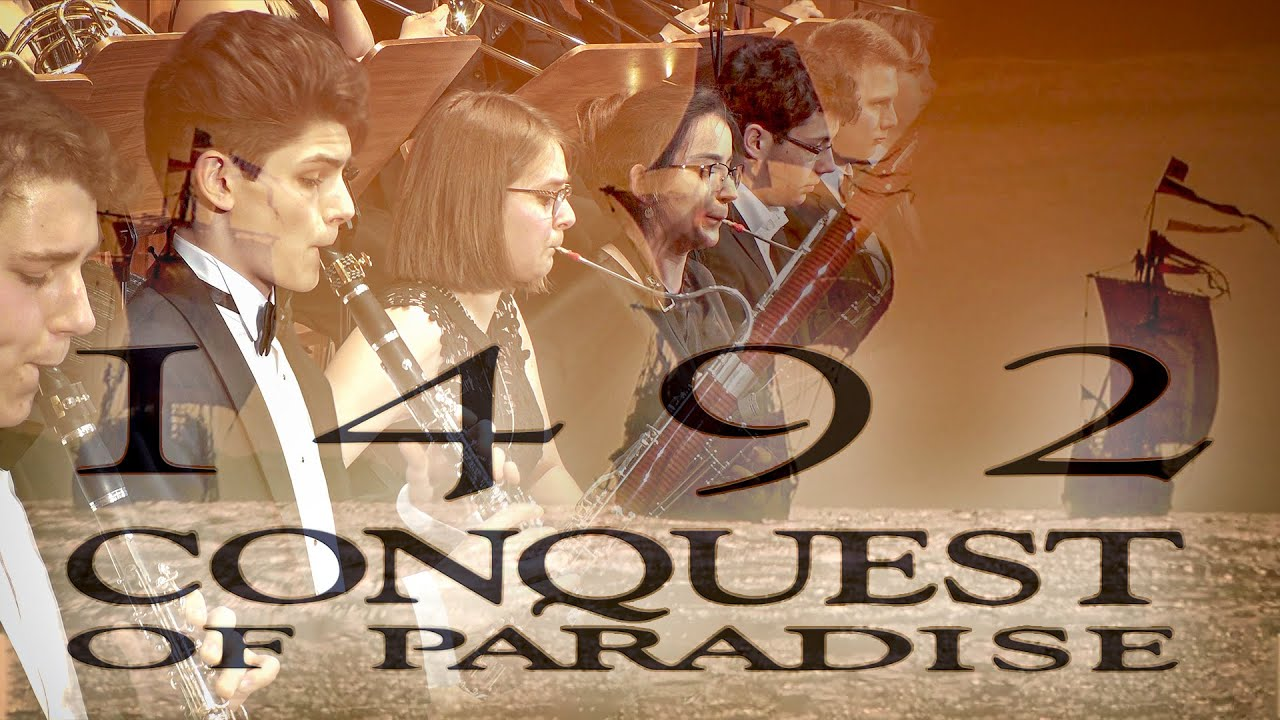 Vangelis – Conquest of Paradise conducted by Andrzej Kucybała