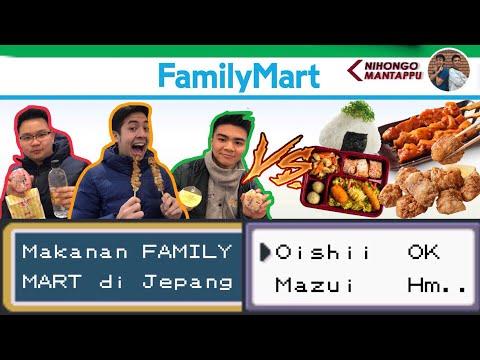 REVIEW & MAKAN DI FAMILYMART JEPANG!!