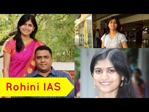 Rohini IAS Family Photos | husband Vijyendra IPS | Son Abhijay