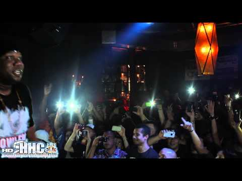 KRS ONE THE TEACHER (Full concert at The Stage Miami) May 3, 2013 HHC