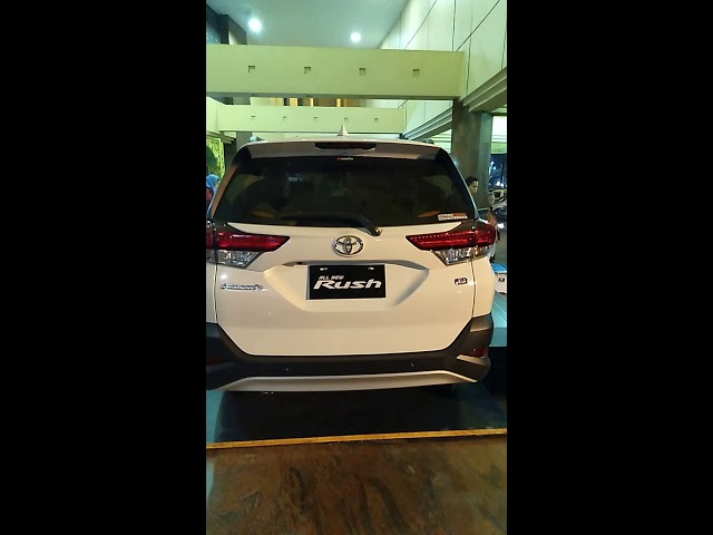 Toyota Rush 1.5  G Manual 2019