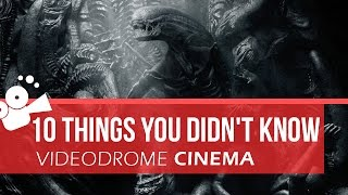 Alien: Covenant - 10 Things You Didn't Know