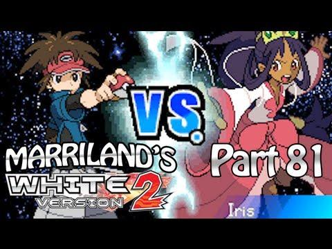 Pokemon White 2, Part 81: Champion Iris Battle