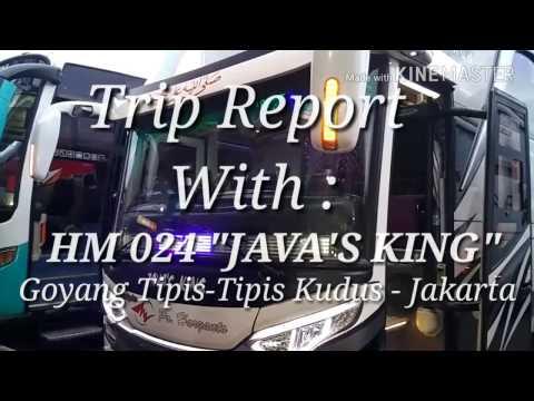 Trip To Jakarta Bareng HR 024 a.k.a Java's King. Goyang Tipis-Tipis Blong Kanan Kiri & Buka Jalur.