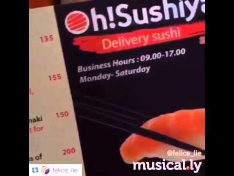 ohsushiyasan delivery sushi jakarta