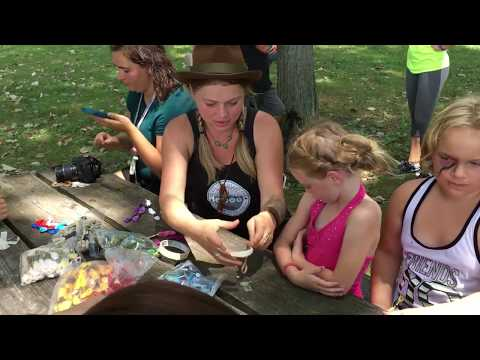 A Day at Diabetes Camp with Crystal Bowersox