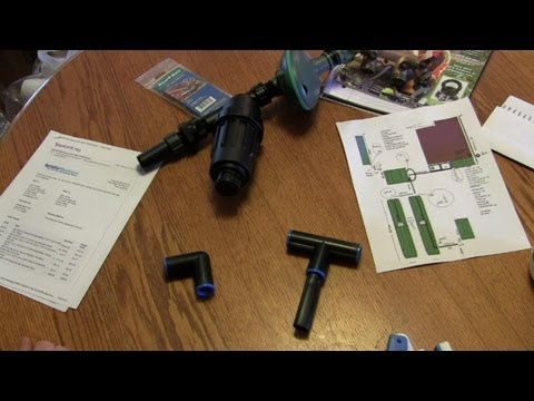 Automatic Drip Irrigation for your Garden (Part 1): Parts, Costs/Cheap Sources, & My Plan