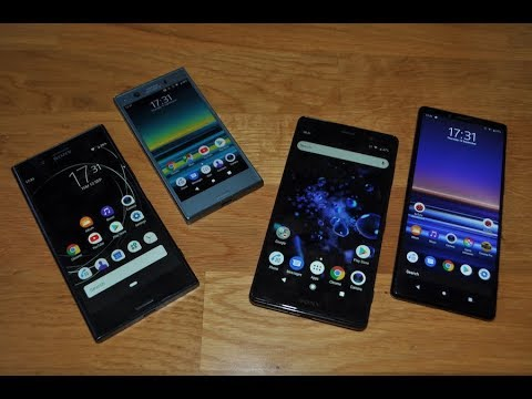 Sony XPERIA | Android 10 Update Informations