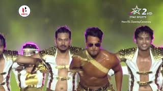 Tiger Shroff's Performance At The Hero ISL 2019-20 Opening Ceremony