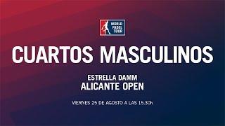 Cuartos de Final Masculinos Estrella Damm Alicante Open 2017 | World Padel Tour