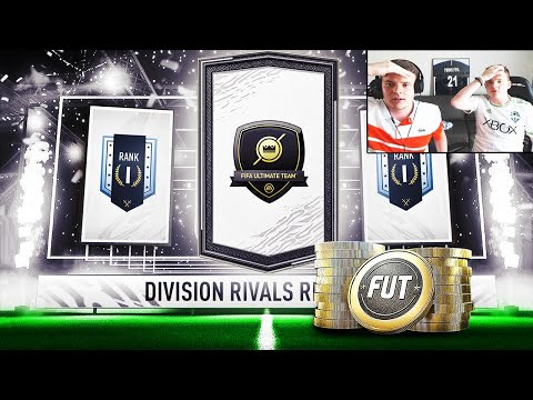OUR FIRST RANK 1 DIVISION RIVALS REWARDS!! - FIFA 21 Ultimate Team Pack Opening RTG #5  