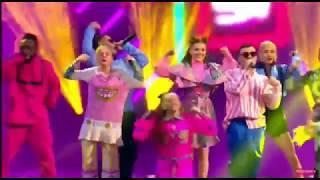 Open Kids на премии RU TV ( красная дорожка, Круче Всех )