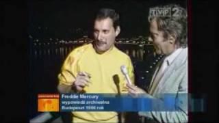 [TVP2] Freddie Mercury - 20 Rocznica Śmierci - Panorama 24.11.2011r. 15:45