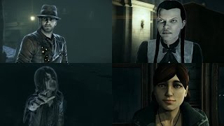 Two Best Friends Play Murdered: Soul Suspect Compilation