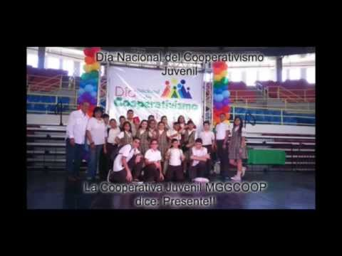 Día Nacional del Cooperativismo Juvenil 2015 en  Aguada  Puerto Rico