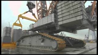 Liebherr Ehingen LR13000 First Lift