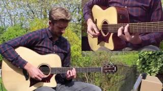 High and Dry - Radiohead Guitar Lesson - My favourite acoustic guitar song - How to play