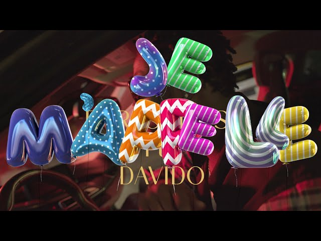 Darkovibes - Je M'appelle [feat. DaVido] (Official Music Video)