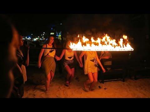 Beach Party Craze Level 1 ~ 4