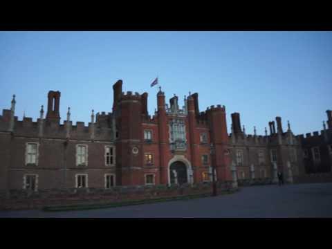 เที่ยวอังกฤษ มุมมองนักท่องเที่ยว (Hampton Court Palace) โดยKM