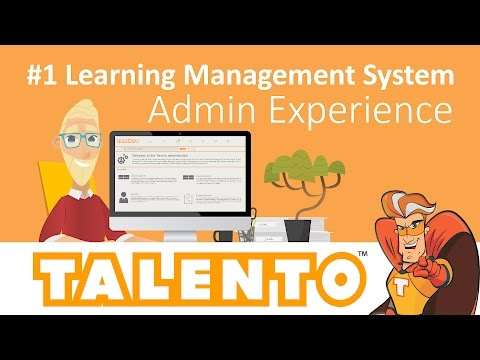 Talento Learning - Administrator Experience