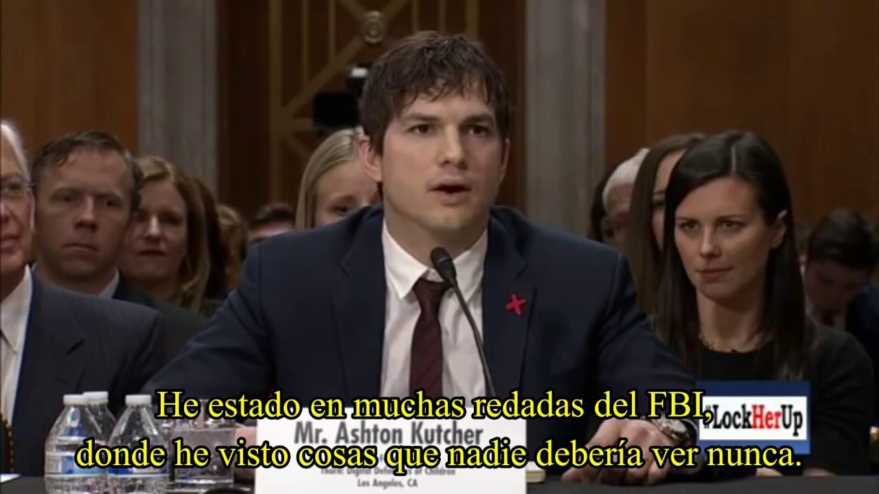 Ashton Kutcher vs illuminati